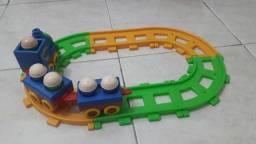 Trenzinho Bob trem