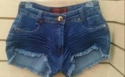 Short jeans perfeito