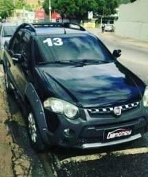 Fiat strada no boleto sem juros - 2013