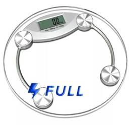 Balança digital corporal para banheiro e academia 180kg ENTREGA GRÁTIS