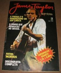 James Taylor - Revista pôster