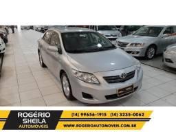 Corolla 1.8 16v 4p Gli Flex - 2011