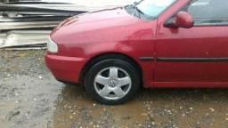 Troco rodas 14 com pneus pouco mais de meia vida por outras 14 ou 15