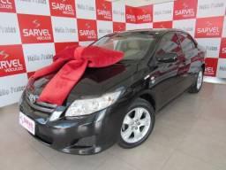Toyota Corolla Gli 1.8 manual, B. em couro. Confira!! - 2011