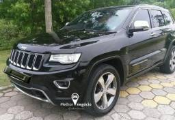 Jeep Grand Cherokee Limited 3.0 T. Diesel Aut. Preta - 2015