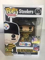 Boneco Funko Pop NFL Steelers Ben Roethlisberger