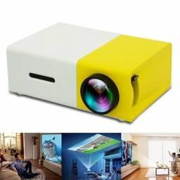 Mini Projetor Portátil que cabe no seu Bolso Pronta Entrega promoção