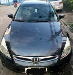 Honda accord 2006, MUITO NOVO, duvido igual, troco por xj6 ou carro menor ou maior valor - 2006