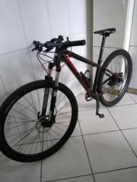 "Bicicleta mtb aro 29"" Tsw Awe 15,5"" toda Shimano SLX M7000"