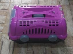 Caixa transporte furacão pet