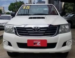 Hilux Diesel 4x4 2015 baixa Km - FZ Motors - 2015