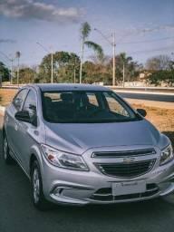 Chevrolet Onix 2015 prata - Valor de Oportunidade