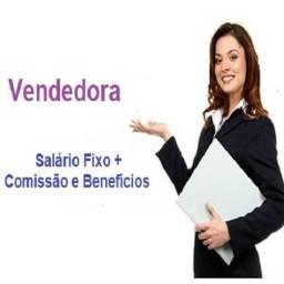 Contrata-se Vendedor (a)