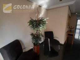 Apartamento para alugar com 2 dormitórios em Barcelona, São caetano do sul cod:40972