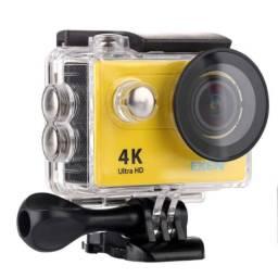 Camera De Ação Eken H9 - 4k Hd Sport Moto Mergulho Promoção