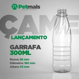 GARRAFA Pet 300 ml - Novidade