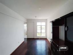 Apartamento com 1 dormitório para alugar, 37 m² por R$ 1.000,00/mês - Capoeiras - Florianó