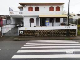 Apartamento com 1 dormitório para alugar, 55 m² por R$ 1.050,00/mês - Capoeiras - Florianó