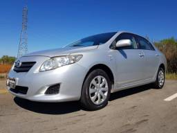 COROLLA 2008/2009 1.8 XLI 16V FLEX 4P MANUAL
