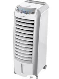 Multiclimatizador clean Air. Electolux usado 2 x .vai com controle remoto novo na caixa.