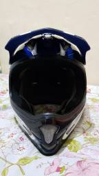 CAPACETE ASW TRILHA BIKE/MOTO