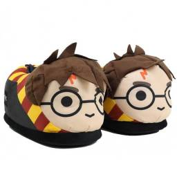 Pantufas Harry Potter3D+ brinde Porta Retrato