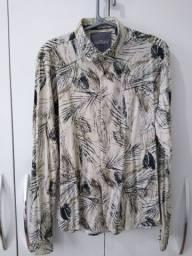 Camisas slin M