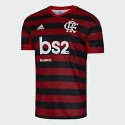 Camisa Flamengo Oficial Torcedor Masculina