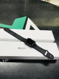 Apple Watch série 3 42MM impecável!!