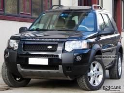 Land Rover Freelander HSE - Completa + teto + 4x4 - 2005