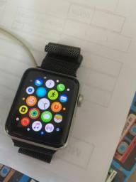 Air pods 1º geração e Apple Watch séries 3 42mm