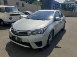 Toyota Corolla gli 2017 com gnv 59,900