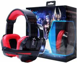 Título do anúncio: Headset Gamer Fone Ps4 Xbox One Pc Notebook Microfone Fr-512 - Imperium Informatica