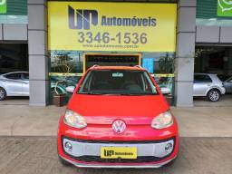 Vw UP Cross TSI impecável único dono 2017!