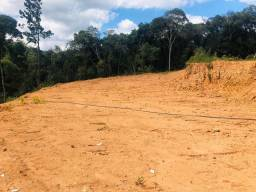 Chácara em Piraquara entrada e parcelas na promissória