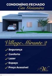 Vendo Casa  Condominio Fechado  em Goiânira