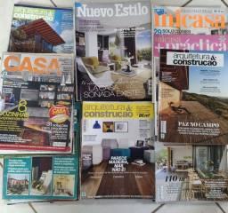Coleção de Revistas Arquitetura e Construção
