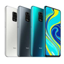 Xiaomi redmi note 9 versão global 4gb ram 128gb .