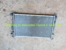 Radiador da Mercedes Classe A valor 450