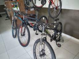 Bicicleta nova aro 12 até 29