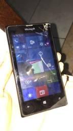 Vendo esse celular Microsoft