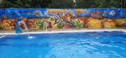 Alugo  espaço com piscina *