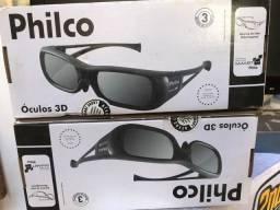 Par de Óculos 3D