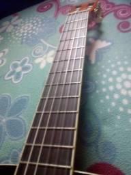 Violão glass guitar