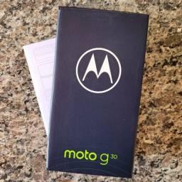 Smartphone Motorola G30 128Gb Lacrado Snapdragon
