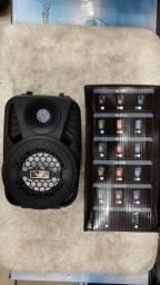 Caixa De Som Bluetooth Al-2127 /aux/sem Fio/usb/tfcard/fm<br><br><br>