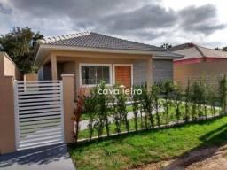 Casa com 3 dormitórios à venda, 109 m² - Caxito - Maricá/RJ