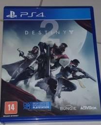 Destiny 2 - Mídia física PS4 usada.