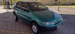 Título do anúncio: Fiat Palio EL 1.5 MPI 4 Portas, Verde Metálico 1998/1998