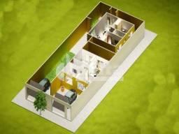 Casa à venda com 2 dormitórios em Shopping park, Uberlandia cod:35206